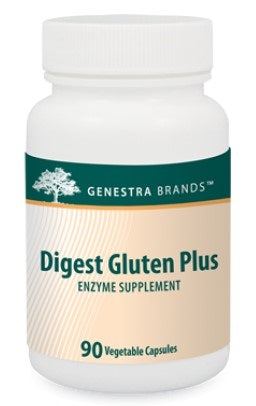 Digest Gluten Plus - 90 Vegetarian Capsules