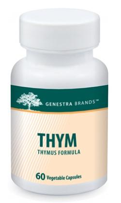 THYM - 60 Vegetable Capsules
