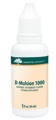 D-Mulsion 1000 (Spearmint) - 1 fl oz