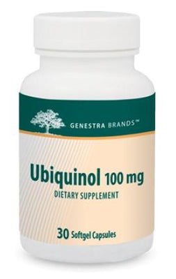 Ubiquinol 100 mg - 30 Softgels