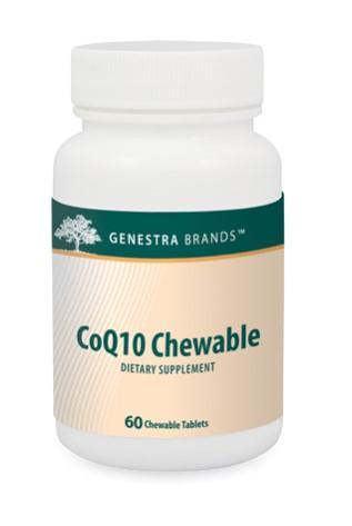 CoQ10 Chewable - 60 Chewable Tablets