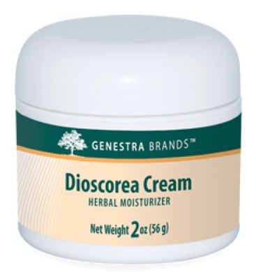 Dioscorea Cream - 2 oz