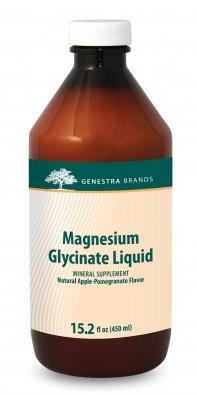 Magnesium Glycinate Liquid - 15.2 fl oz