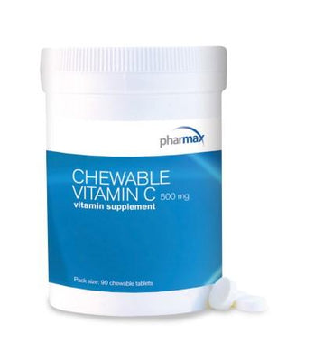 Chewable Vitamin C - 90 Chewable Tablets