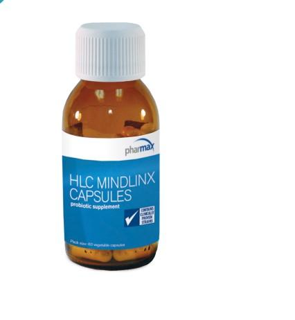 HLC MindLinx Capsules - 60 Vegetable Capsules