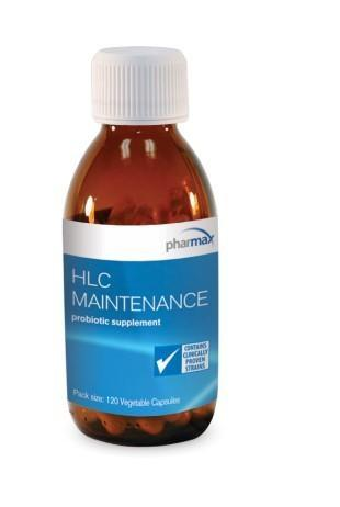HLC Maintenance -120 Vegetable Capsules