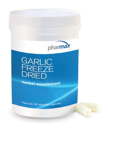 Garlic Freeze Dried - 90 Capsules