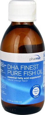 DHA Finest Pure Fish Oil - 150 ml