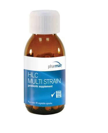 HLC Multi Strain - 60 Vegetable Capsules