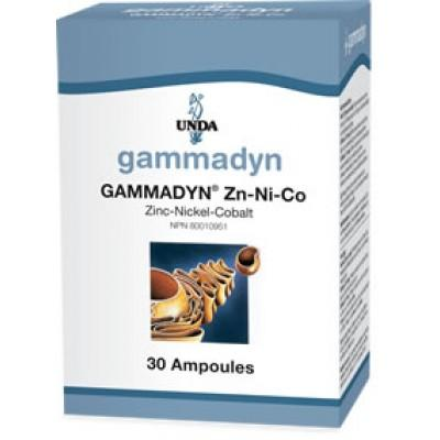 Gammadyn Zn-Ni-Co - 30 Unidoses