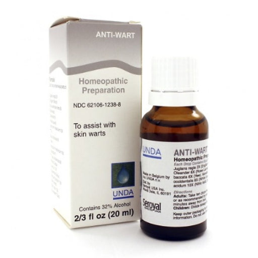Anti-Warts Drops - 20 ml