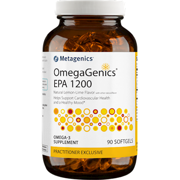 OmegaGenics EPA 1200 - 90 Softgels