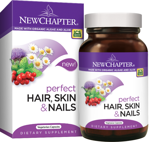 Perfect Hair, Skin & Nails - 60 Vegetarian Capsules