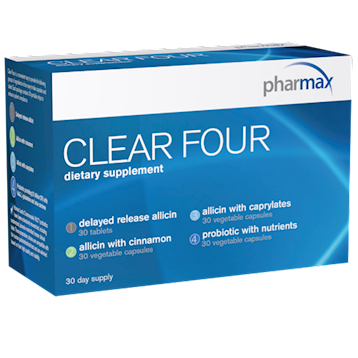 Clear Four 30 Day Supply