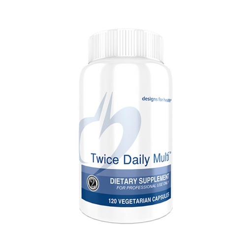 Twice Daily Multi - 120 Vegetarian Capsules