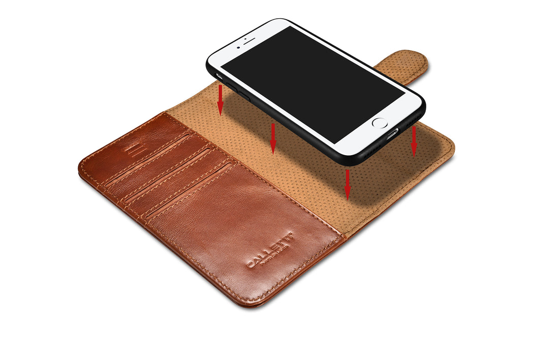 CALLETTI™ Originals - Apple iPhone® Wallet Case