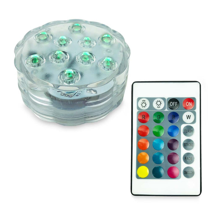 SPA Multi Colour Underwater Light