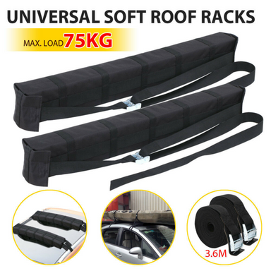 Kajak Soft Roof Rack