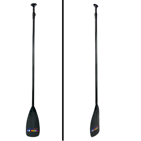 "AQUAPARX™ ❤️2SUP - Paddle ""Carbon"""