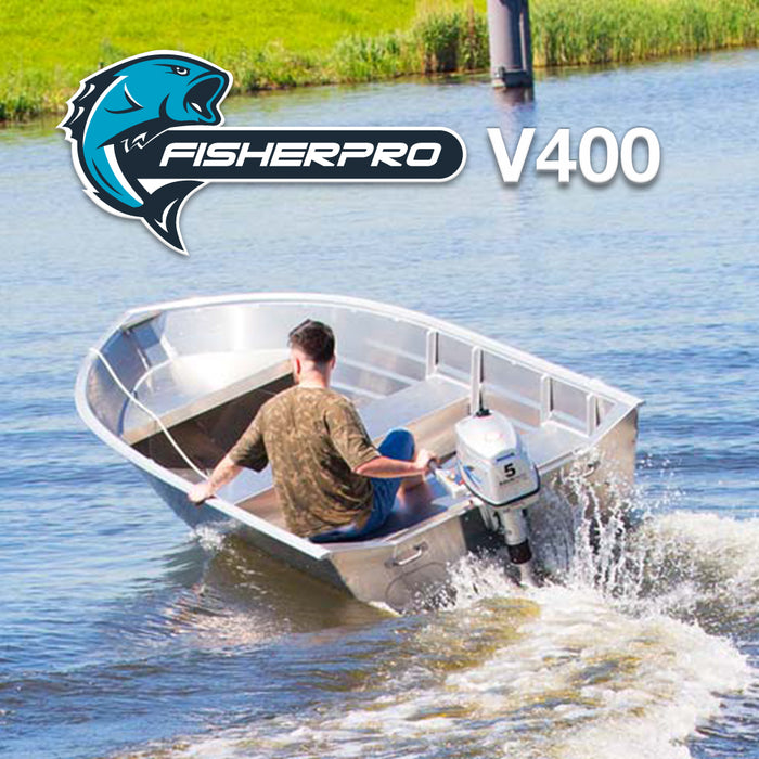 FisherPro™ V-series V400
