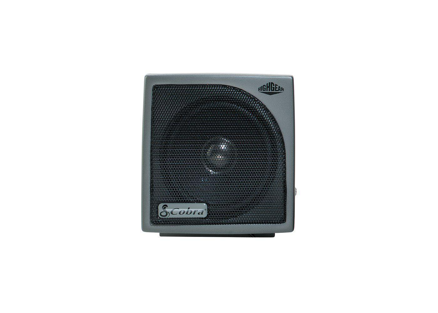 HG S500 - Dynamic External CB Speaker with Noise Filter and Talk-back - cobra.com