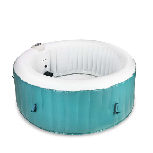 AP800SPA Inflatable Spa/Jacuzzi - AQUA/WHITE