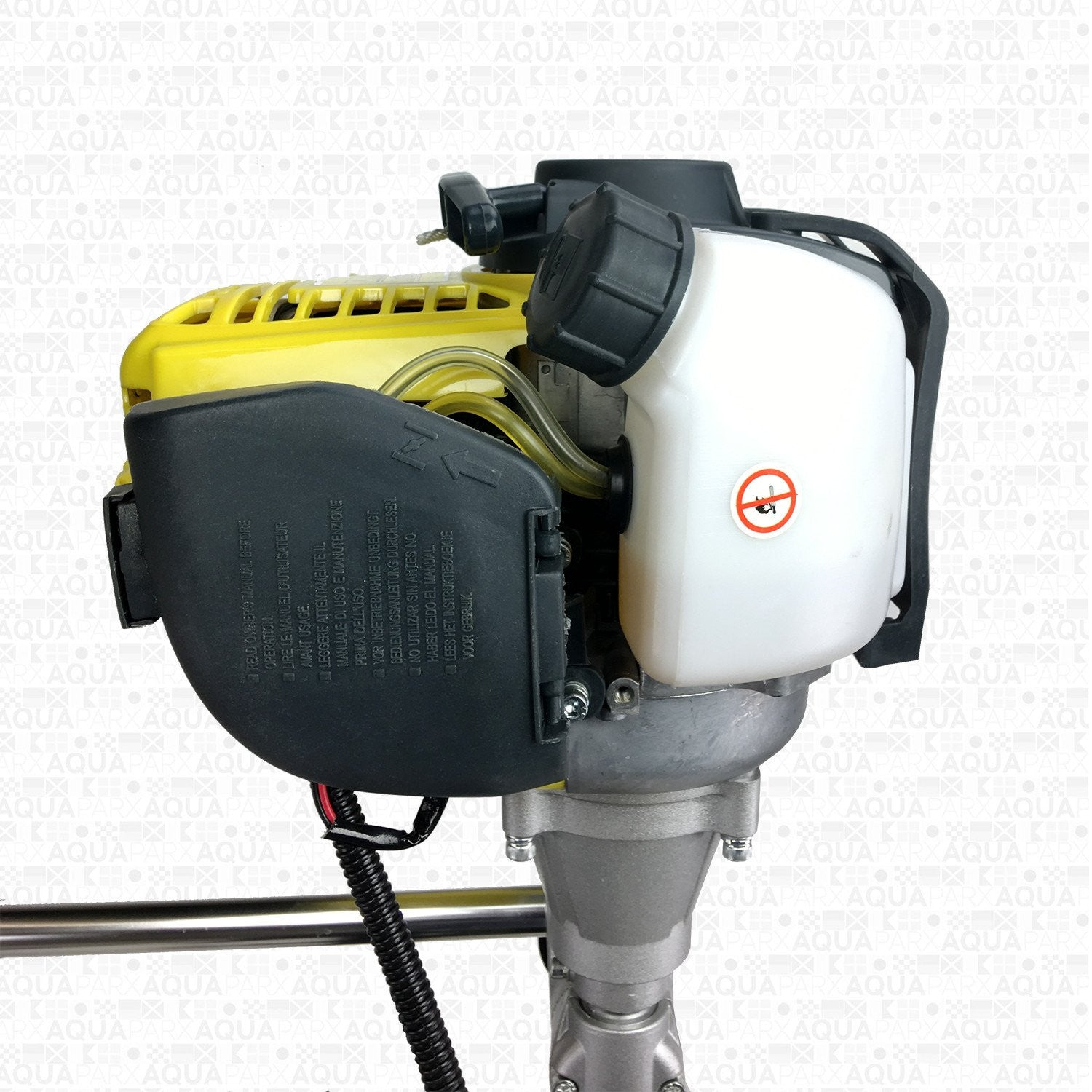 1.2 HP MKII Outboard Motor - Gasoline