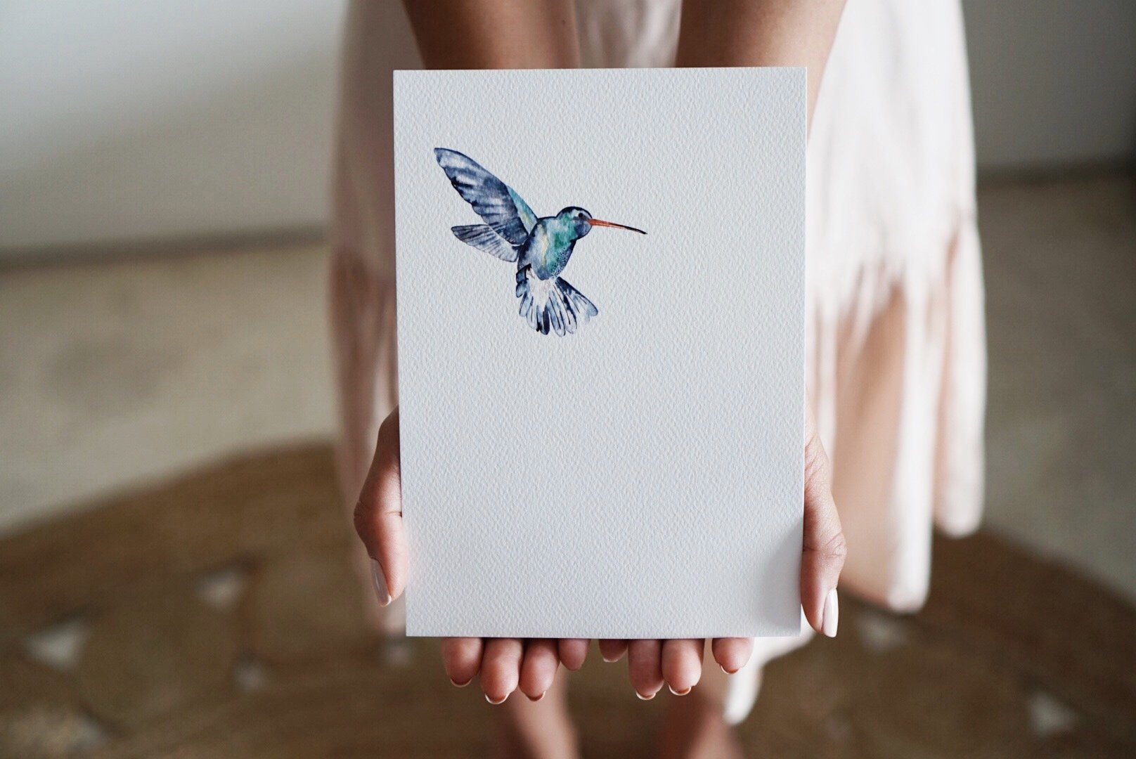 The-Lovely-Other-Illustration-Artwork-Print-Calliope-Hummingbird-4