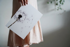 The-Lovely-Other-Illustration-Artwork-Print-Dandelion