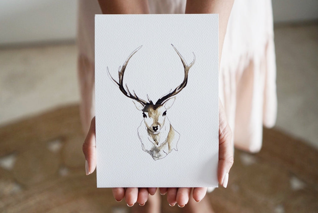 Prints - Stag