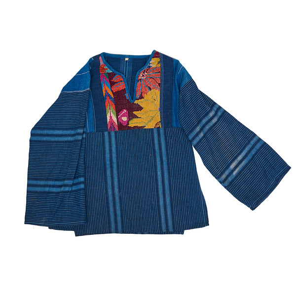 Guatemalan Embroidered pullover
