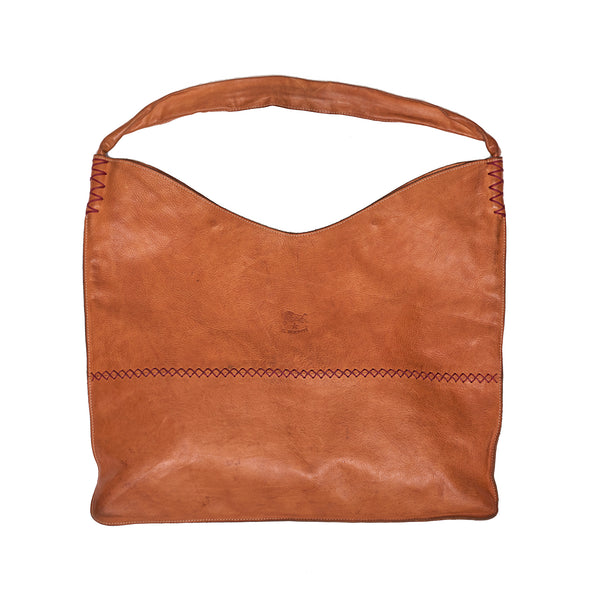 Flat Il Bisonte Bag