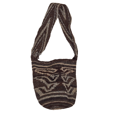 Authentic Brown Mochila