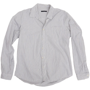 Unis Men's Striped Button-down