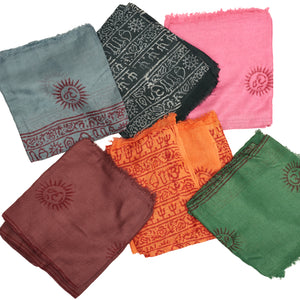 Soft Cotton Indian Scarf