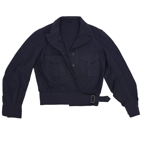 Wool Navy Eisenhower Jacket 2