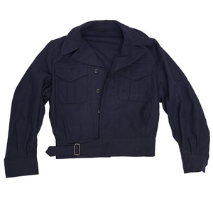 Wool Navy Eisenhower Jacket 1