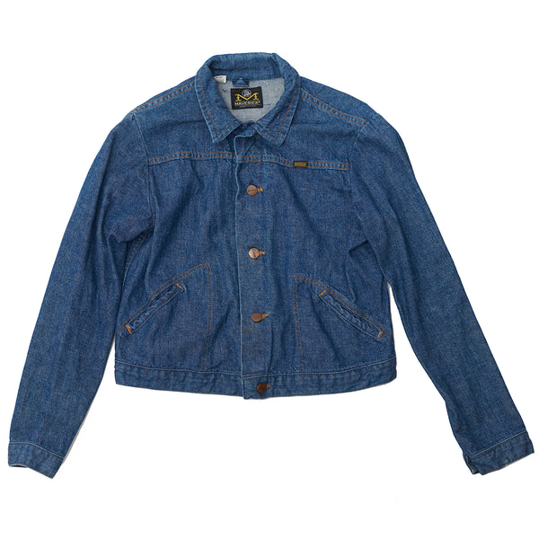 Maverick Denim Jacket