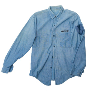 Chambray Air Force Shirt