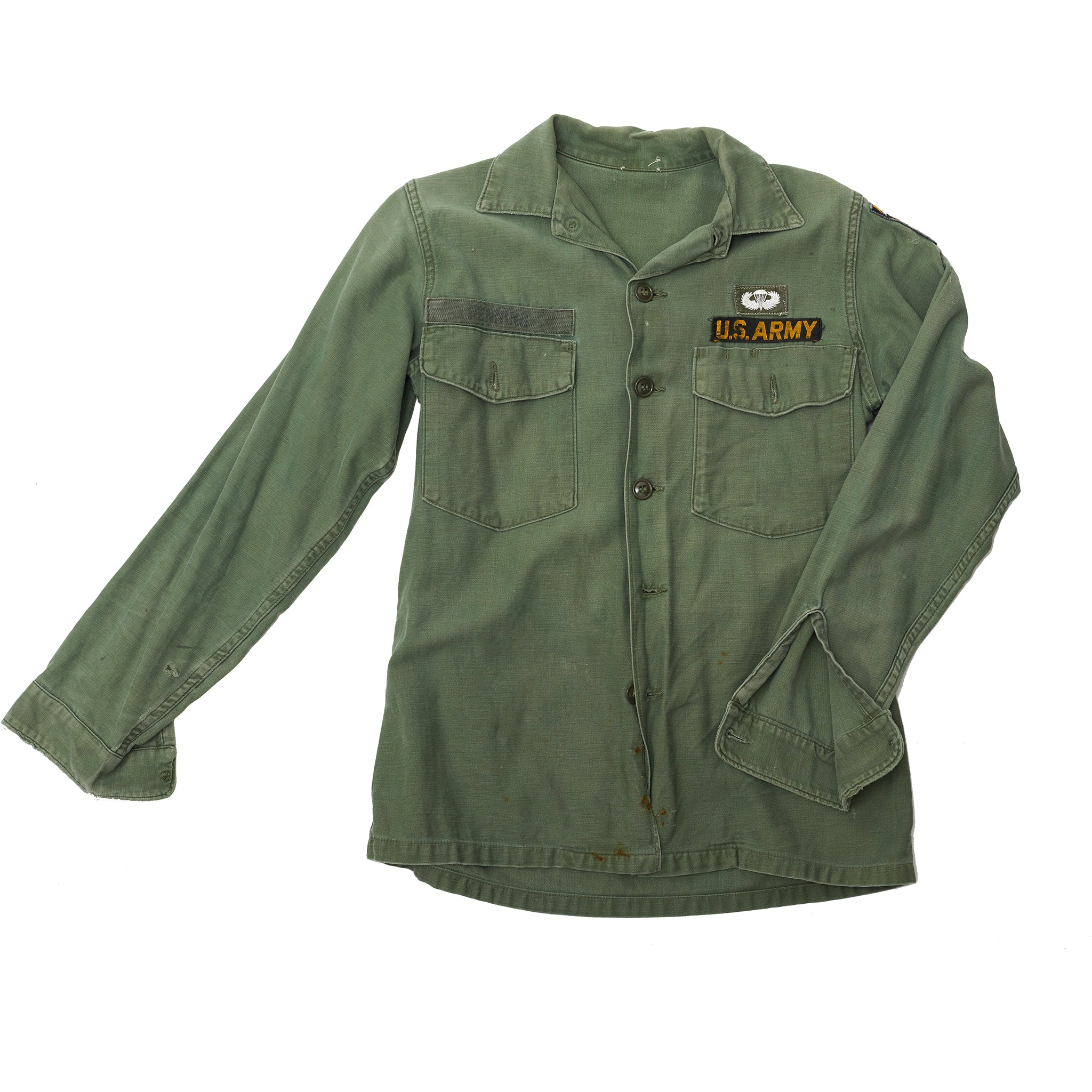 Perfect U.S. Army Shirt with Patches