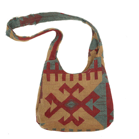 Navajo Blanket Bag