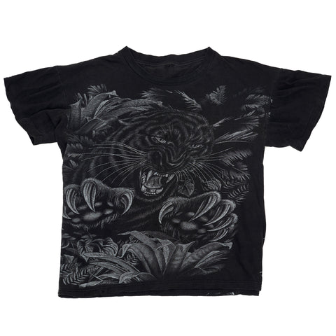 Double-Sided Fierce Tiger Tee