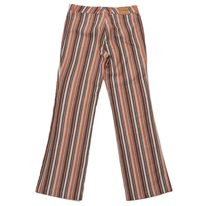 Escada striped pants