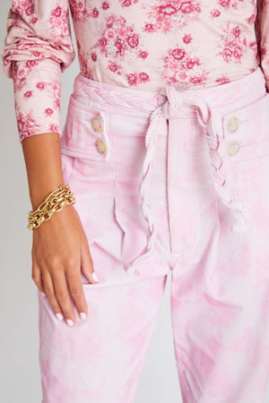Marika Pant - Water Lily - Love Shack Fancy