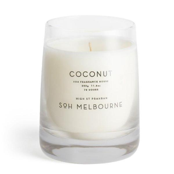 """Coconut & Kaffir Lime"" Candle"