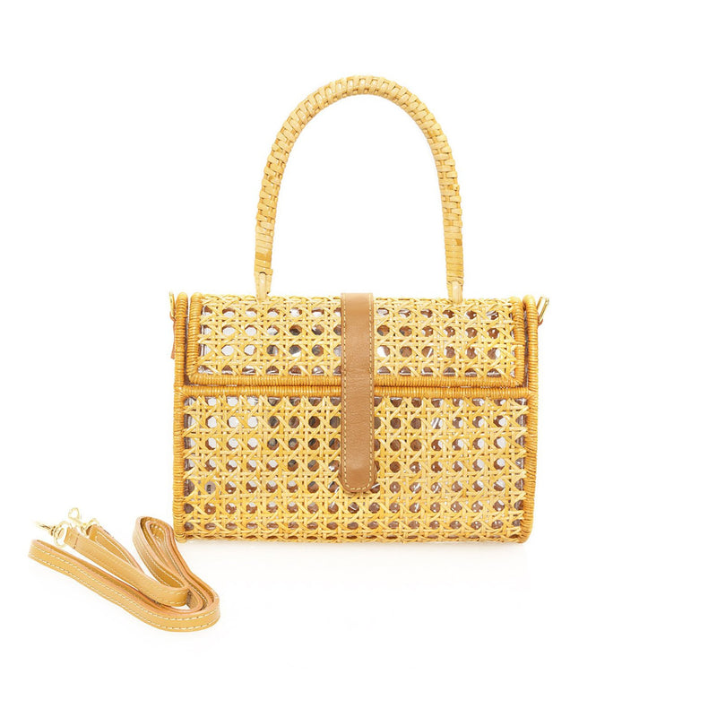 Camila Wicker Bag