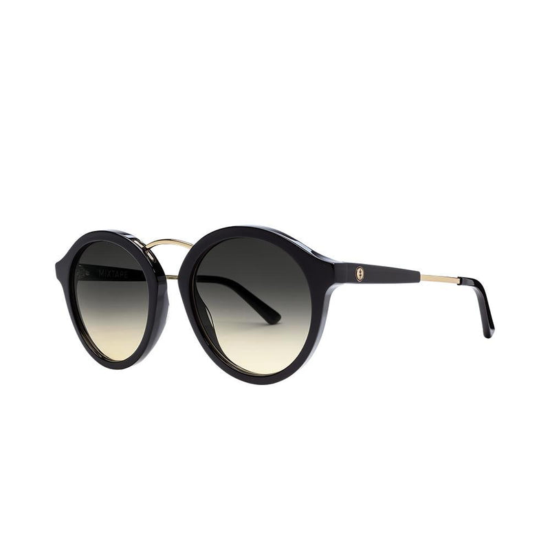 Mixtape Gloss Black Sunglasses