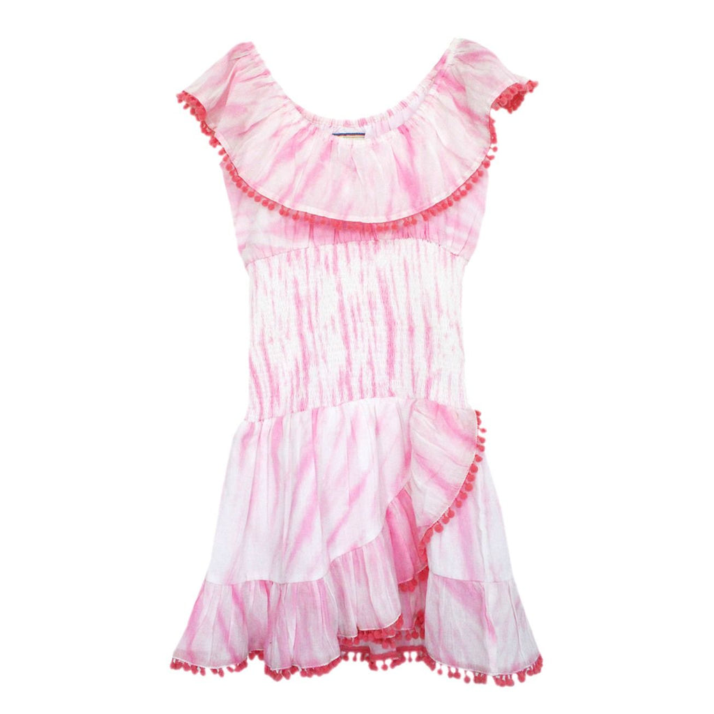 ALICIA BELL - LITTLE BELL EMERY DRESS - PINK 12m-12y