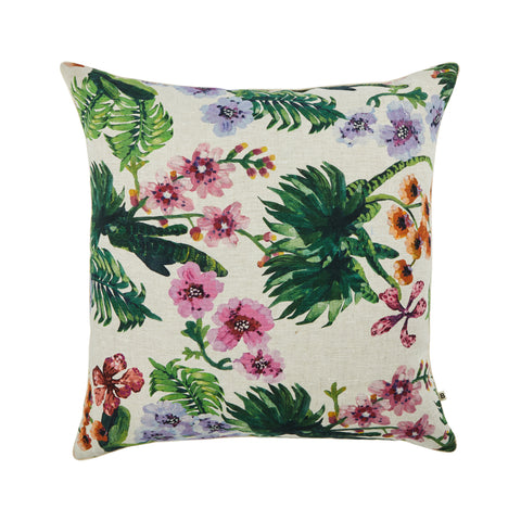 Cattleya Lolly Pink Cushion