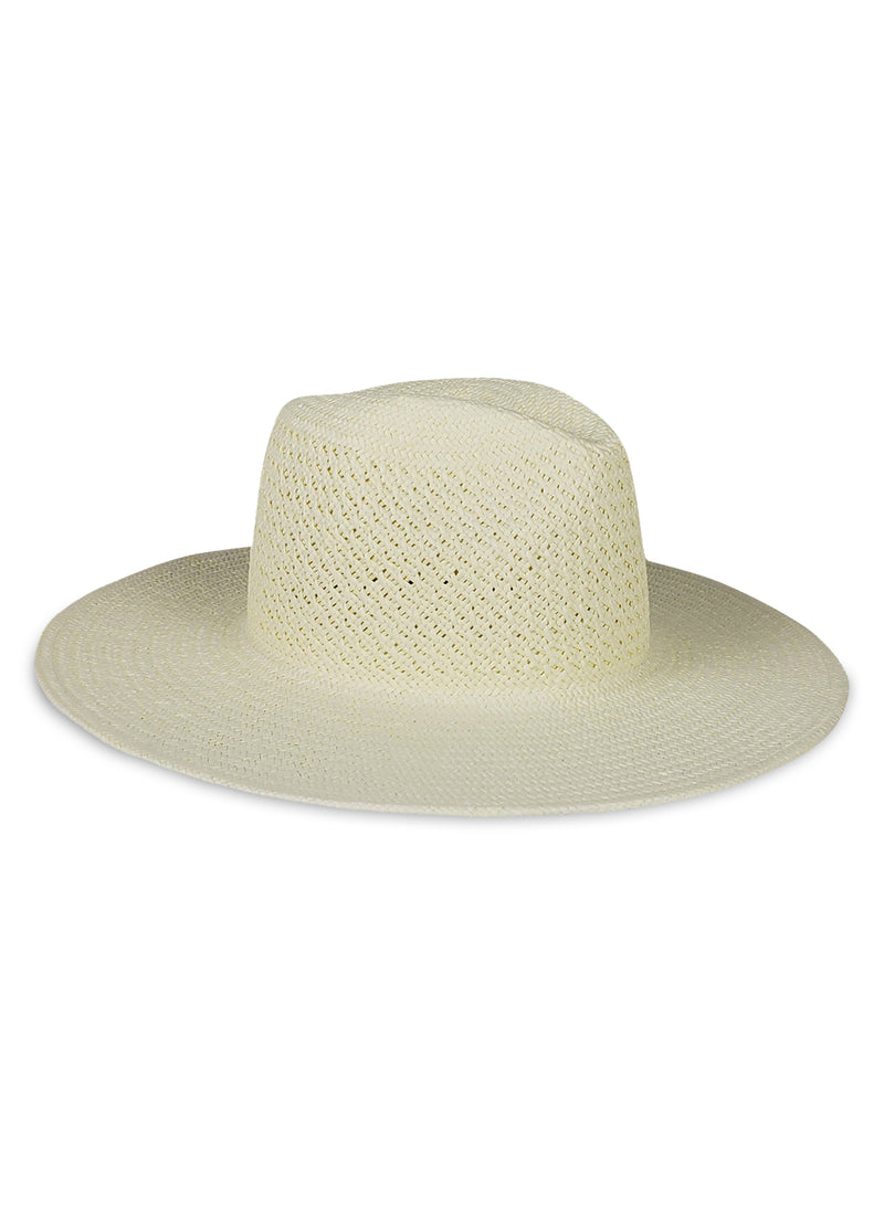 HAT ATTACK - VENTED LUXE PACKABLE HAT - NATURAL